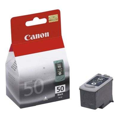 Canon 0616B001 Black Inkjet Cartridge (510 σελίδες) PG-50