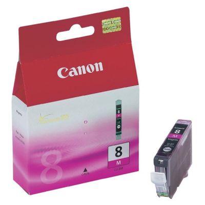 Canon 0622B001 Magenta Inkjet Cartridge  CLI-8