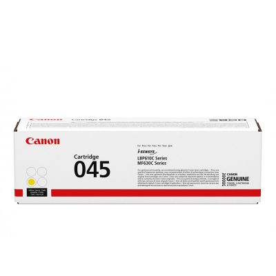 CANON 1239C002 Yellow Laser Toner  CRG-045