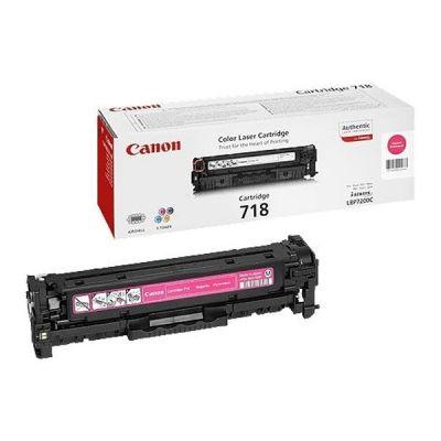 Canon 2660B002 Magenta Laser Toner  718