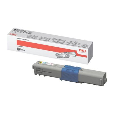 Oki 44469704 Yellow Laser Toner  44469704