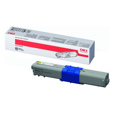 Oki 44469722 Yellow Laser Toner  44469722