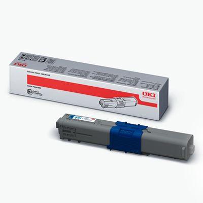 Oki 44469724 Cyan Laser Toner  44469724