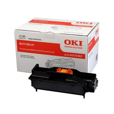 Oki 44574302 Black    DRUM UNIT