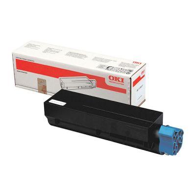 Oki 44574702 Black  Laser Toner  44574702