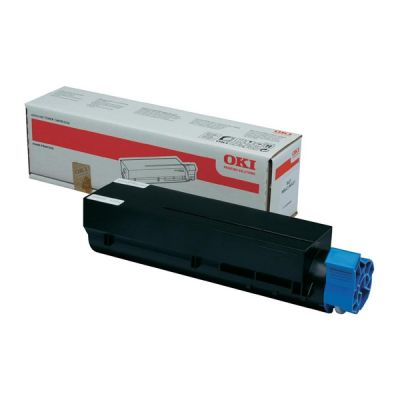 Oki 44992402 Black  Laser Toner  44992402
