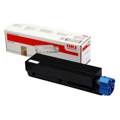 Oki 45807102 Black  Laser Toner  45807102