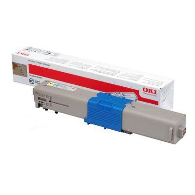 Oki 46508709 Yellow Laser Toner  46508709
