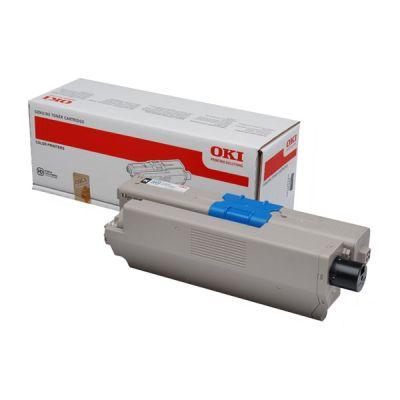 Oki 46508712 Black  Laser Toner  46508712