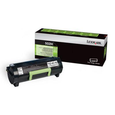 Lexmark 50F2H00 Black  Laser Toner  502H