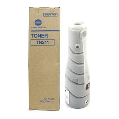 KONICA MINOLTA 8938415 Black  Laser Toner  TN211