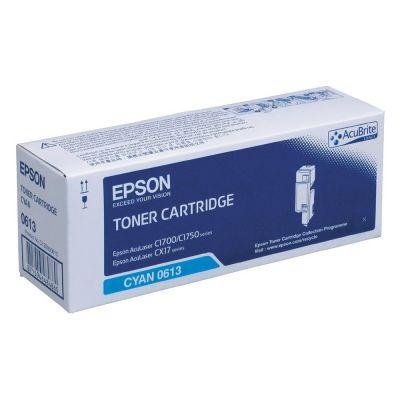 Epson C13S050613 Cyan Laser Toner  C1700C