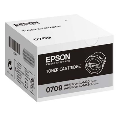 Epson C13S050709 Black  Laser Toner  AL200
