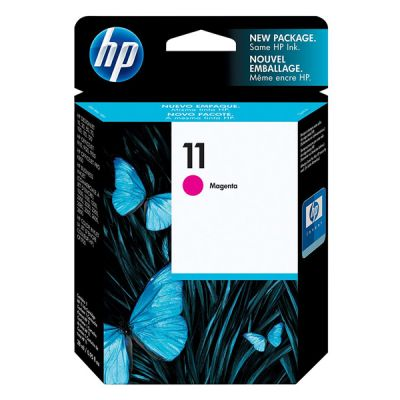 Hp C4837A Magenta Inkjet Cartridge  11