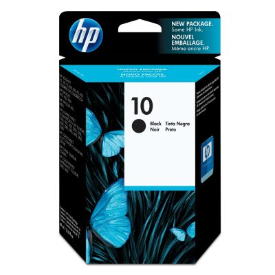 Hp C4844A Black  Inkjet Cartridge  10