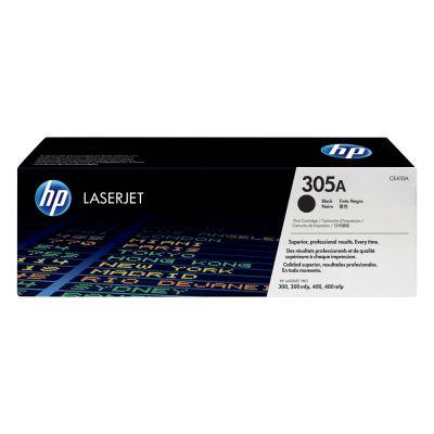 Hp CE410A Black  Laser Toner  305A