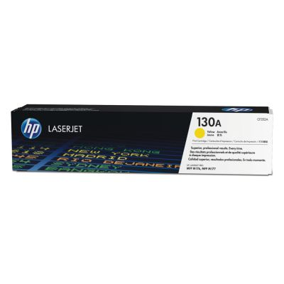Hp CF352A Yellow Laser Toner  130A