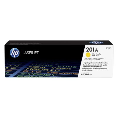 Hp CF402A Yellow Laser Toner  201A