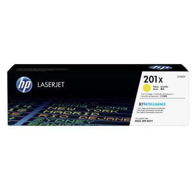 Hp CF402X Yellow Laser Toner  201X