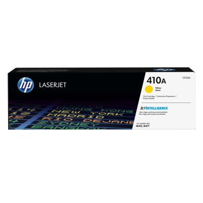 Hp CF412A Yellow Laser Toner  410A