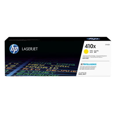 Hp CF412X Yellow Laser Toner  410X