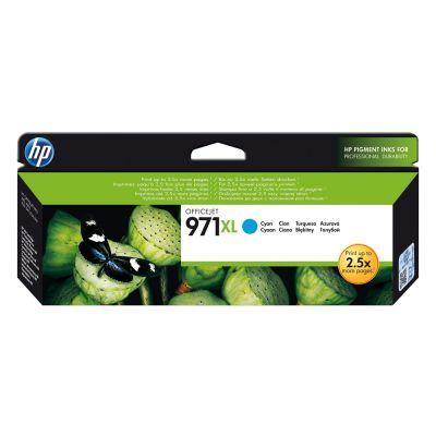 Hp CN626AE Cyan Inkjet Cartridge  971XL