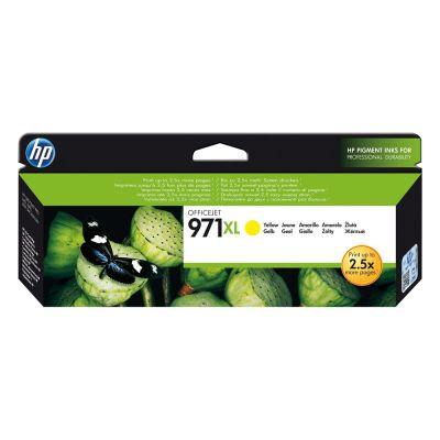 Hp CN628AE Yellow Inkjet Cartridge  971XL