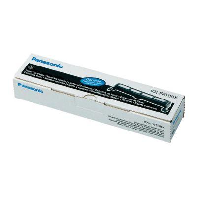 Panasonic KX-FAT88X Black  Laser Toner  KX-FAT88X