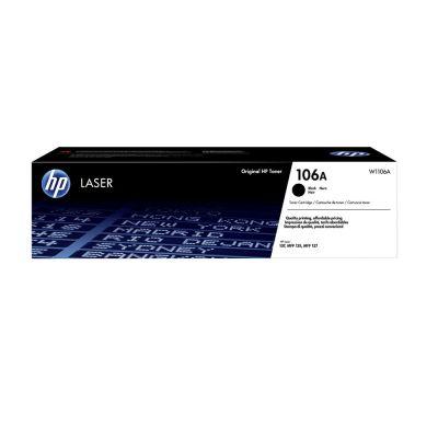Hp W1106A Black  Laser Toner  106A