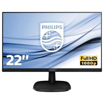 PHILIPS V Line 223V7QHAB IPS FHD Monitor 22