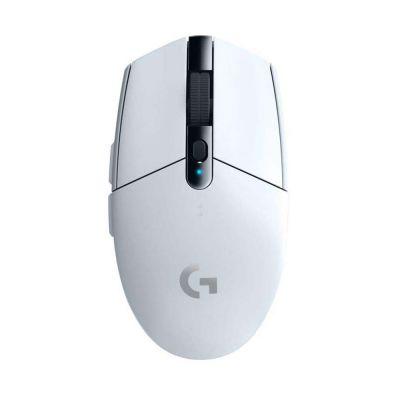 Logitech G305 Lightspeed Wireless White Mouse (910-005292) (LOGG305W)