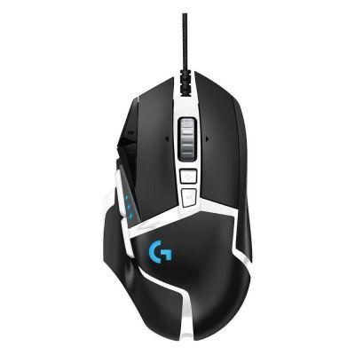 Logitech G502 Hero SE Gaming Mouse (910-005730) (LOGG502HEROSE)