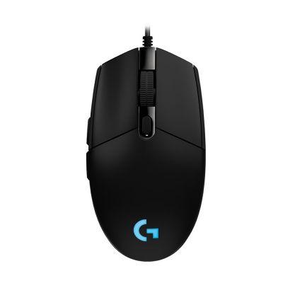 Logitech Gaming Mouse G203 Lightsync Black (910-005796) (LOGG203BK)