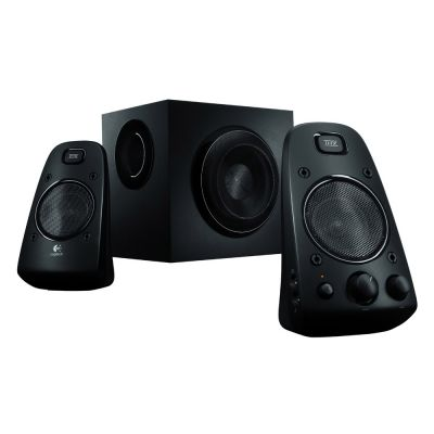 Logitech Z623 2.1 Speakers (Black) (980-000403) (LOGZ623)