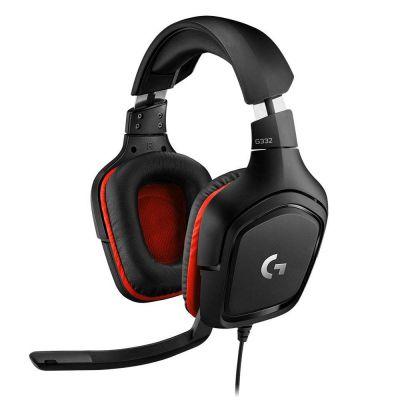 Logitech G332 Gaming Headset (981-000757) (LOGG332)