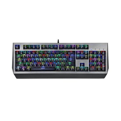 Motospeed CK99 Wired Mechanical Keyboard RGB Cherry Red Switch US Layout