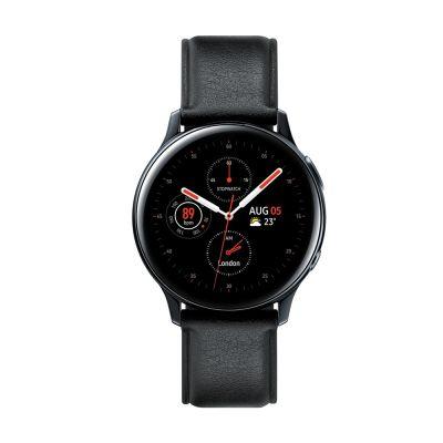 Watch Samsung Galaxy Active 2 R830 40mm Stainless Steel - Black EU (SM-R830NSK)