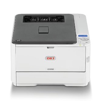OKI C332DN COLOR LASER PRINTER