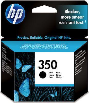 Hp CB335EE Black Inkjet Cartridge (200σελίδες) 350