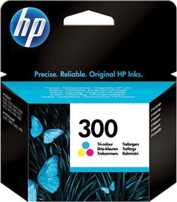 Hp CC643EE color Inkjet Cartridge (165 σελίδες) 300