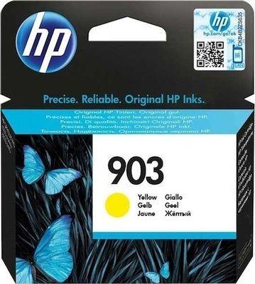 Hp T6L95AE Yellow Inkjet Cartridge (825 σελίδες) 903
