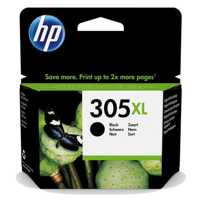 HP 305XL Black (3YM62AE)