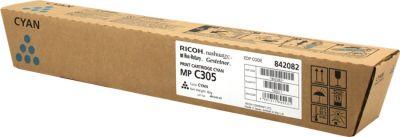 Ricoh Aficio Toner MPC305E cyan (841595)(842082)