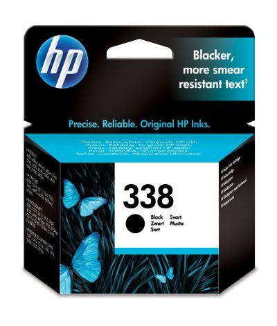 Hp C8765EE Black  Inkjet Cartridge  338