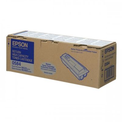 Epson C13S050584 Black  Laser Toner  SO50584