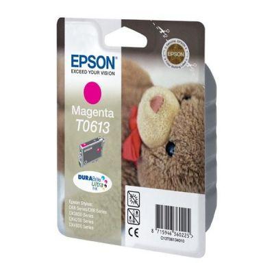 Epson C13T06134010 Magenta Inkjet Cartridge  T0613