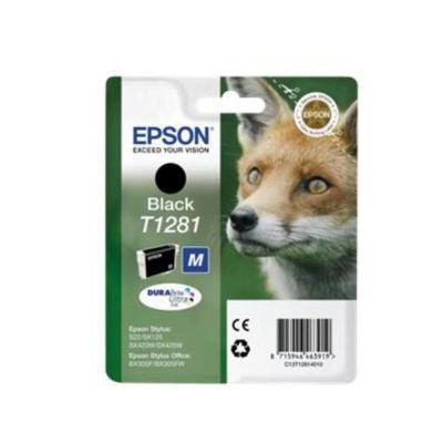 Epson C13T12814012 Black  Inkjet Cartridge  T01281