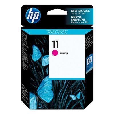Hp C4837A Magenta Inkjet Cartridge  11