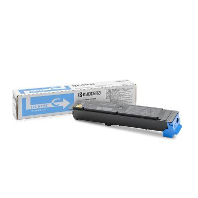Kyocera 1T02R4CNL0 Cyan Laser Toner  TK-5195C