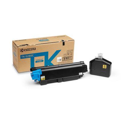 Kyocera 1T02TWCNL0 Cyan Laser Toner  TK-5280C
